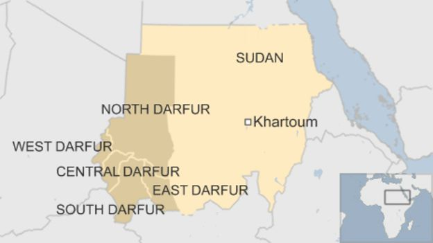 Research paper on darfur